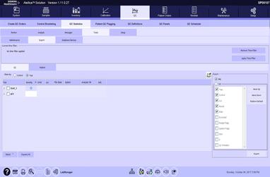 Exporting QC Data Video