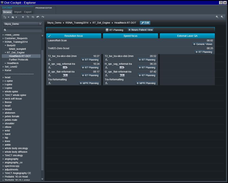 RT Dot Engine