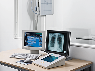 Multix M: Tomography Setup