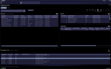 MR VIew&GO - Patient Browser