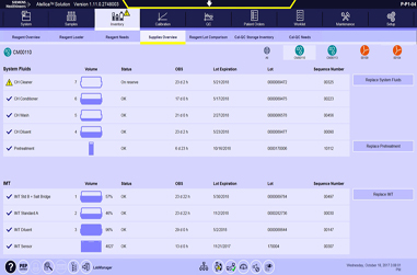 Checking CH Supply Status Video
