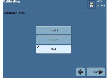 Calibration Online Training