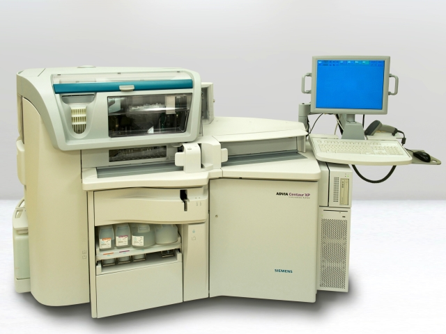 ADVIA Centaur® XP Immunoassay System Cuvette Journey Video