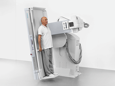 Luminos dRF: Ortho Scanning